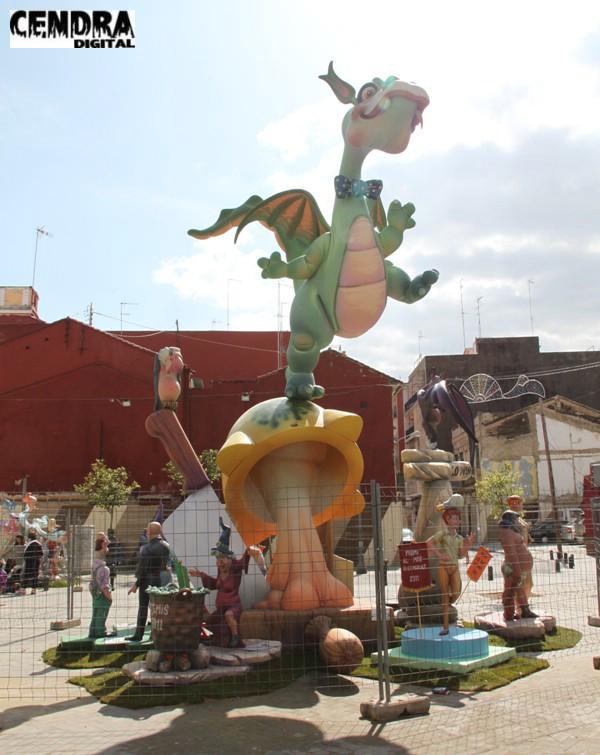 6B-153-San Pedro- Virgen de Vallivana