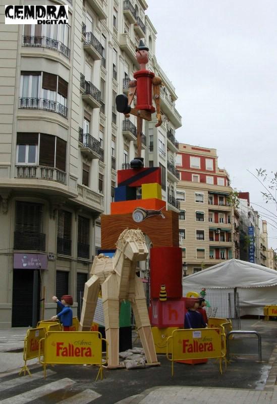 6B-273-Reino de Valencia- Maestro Serrano