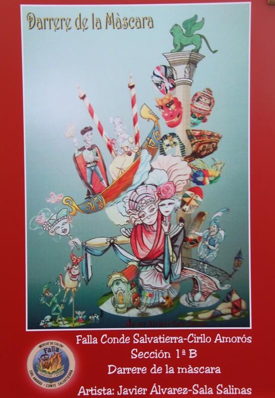 Boceto Falla Agrupacion Gran Via (11)