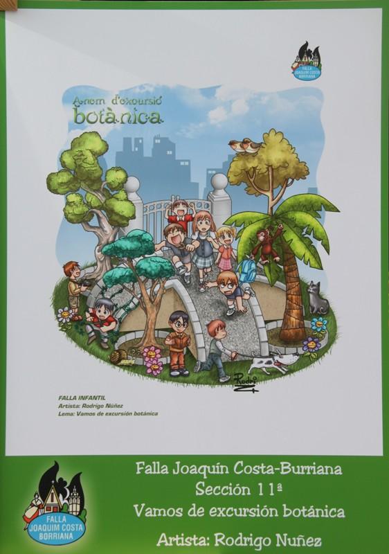 Boceto Falla Agrupacion Gran Via (2)