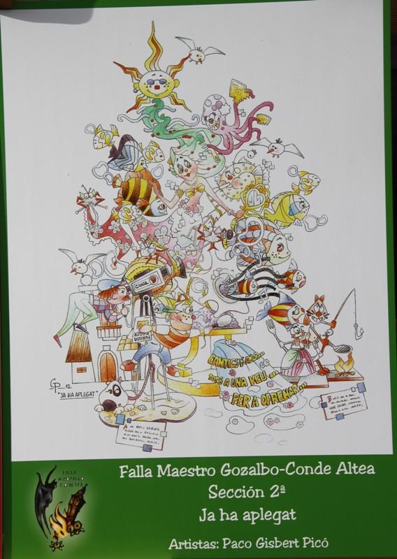Boceto Falla Agrupacion Gran Via (22)