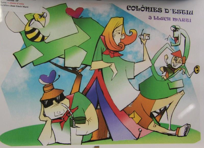 Bocetos Fallas Algiros (2)