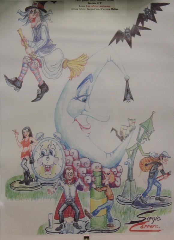 Bocetos Fallas Algiros (20)
