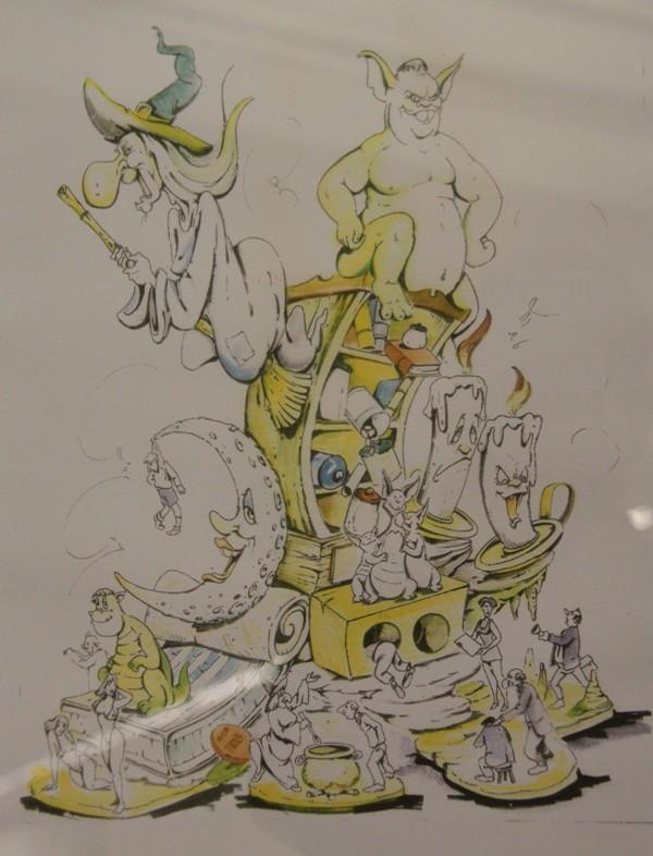 Bocetos Fallas Algiros (24)