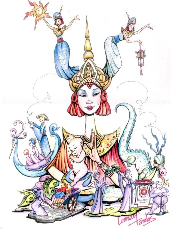Bocetos Fallas Algiros (32)