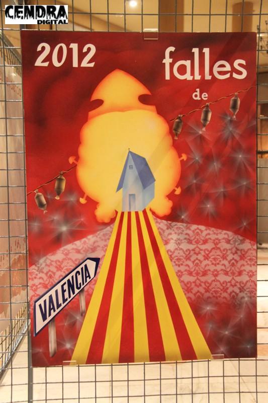 Cartel Fallas 2012 Valencia (100)