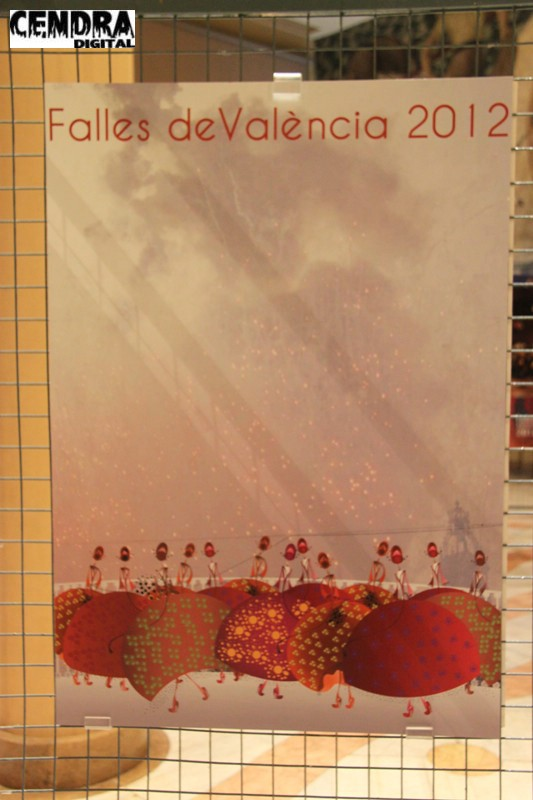 Cartel Fallas 2012 Valencia (110)