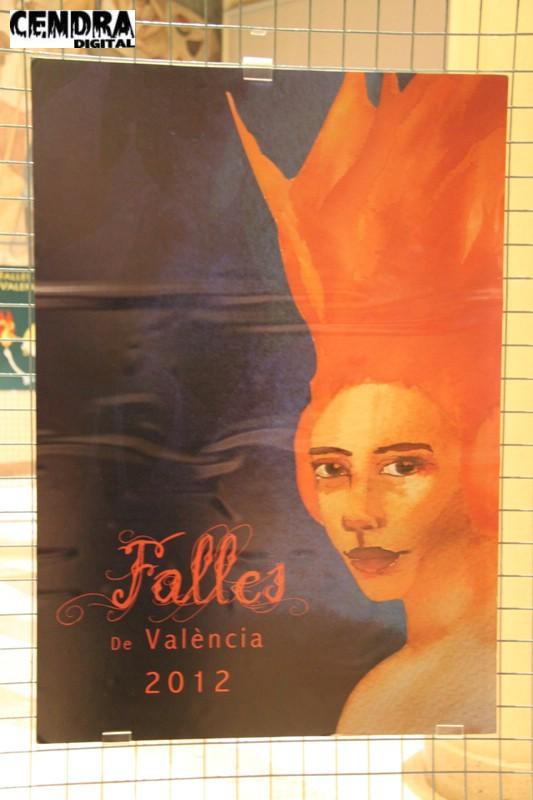 Cartel Fallas 2012 Valencia (111)