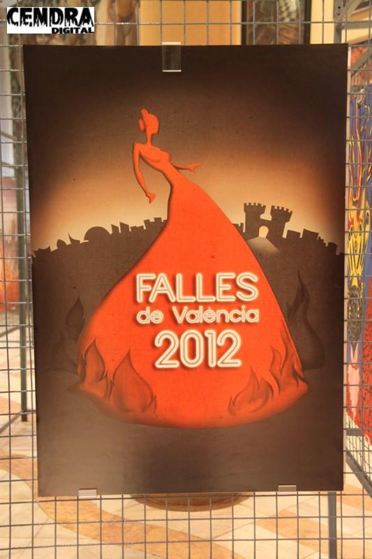 Cartel Fallas 2012 Valencia (137)