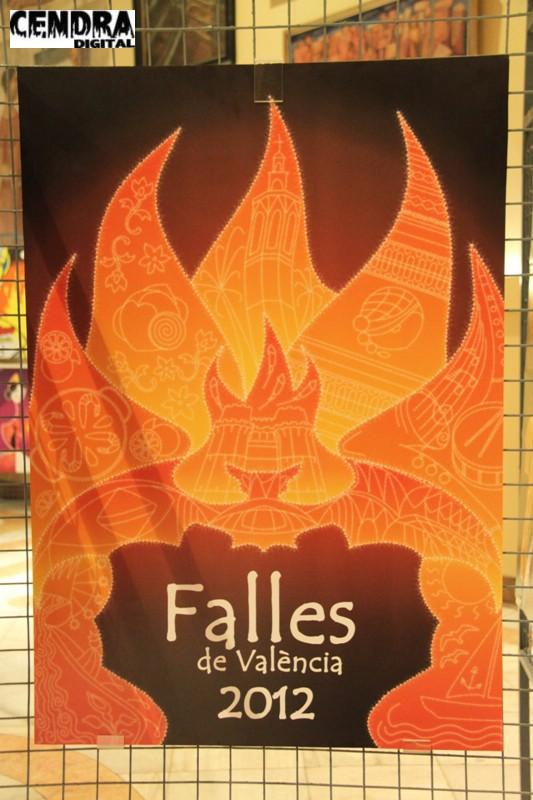 Cartel Fallas 2012 Valencia (138)