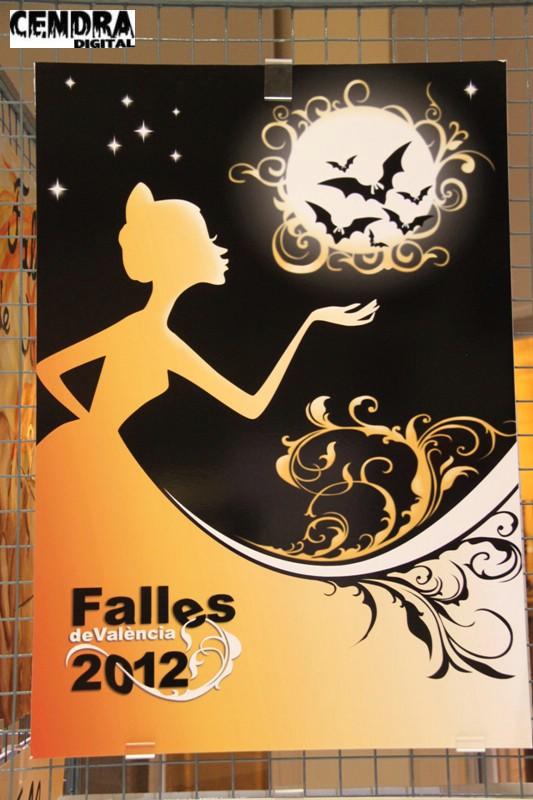 Cartel Fallas 2012 Valencia (14)