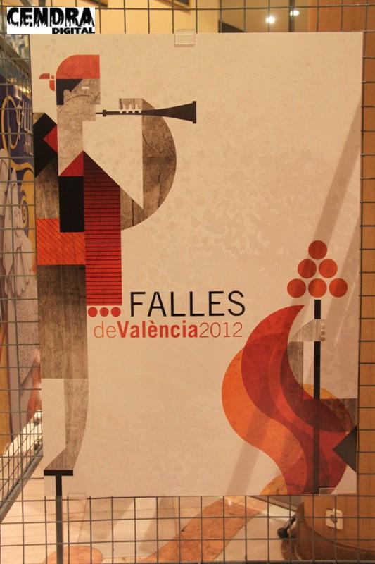 Cartel Fallas 2012 Valencia (141)