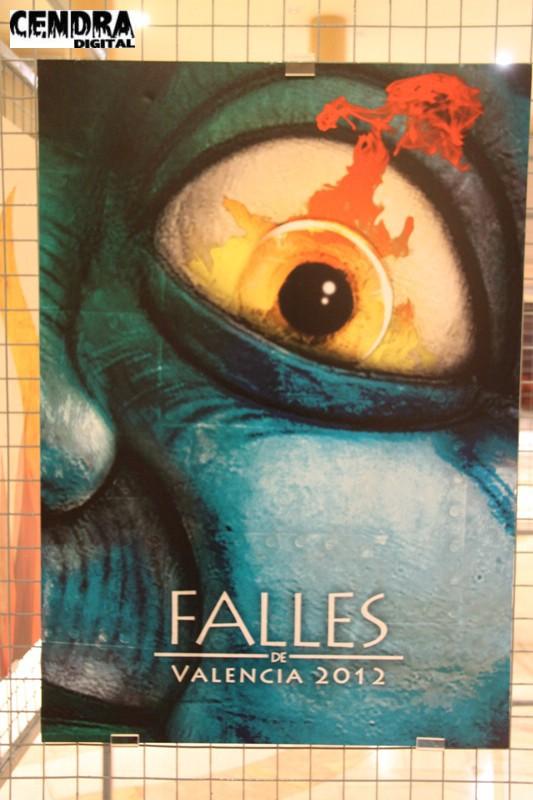 Cartel Fallas 2012 Valencia (149)