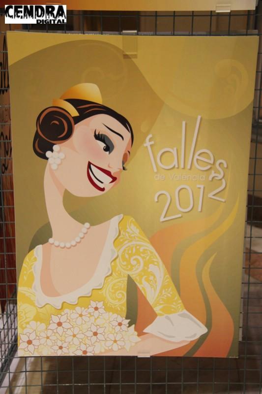 Cartel Fallas 2012 Valencia (15)