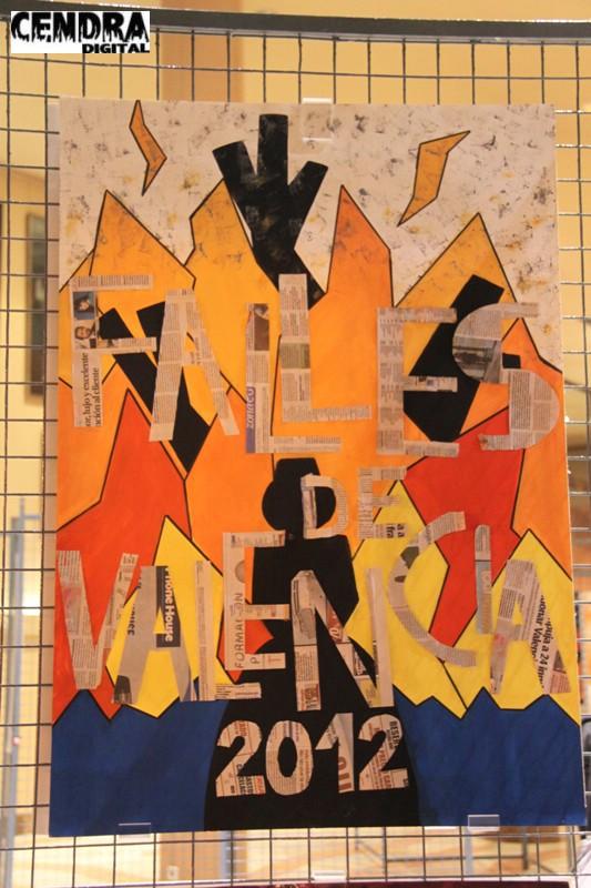 Cartel Fallas 2012 Valencia (20)