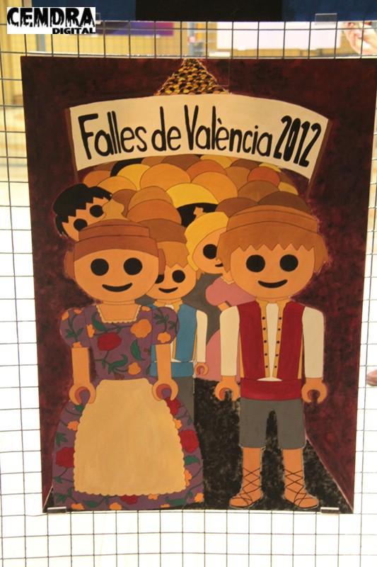 Cartel Fallas 2012 Valencia (21)