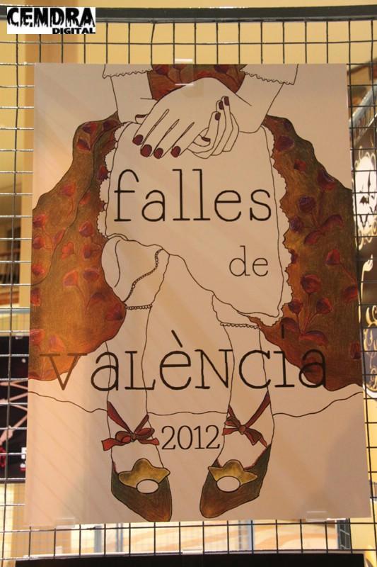 Cartel Fallas 2012 Valencia (22)
