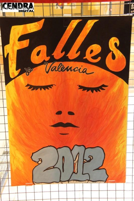 Cartel Fallas 2012 Valencia (29)