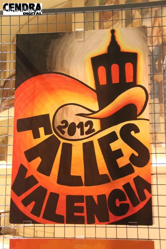 Cartel Fallas 2012 Valencia (30)