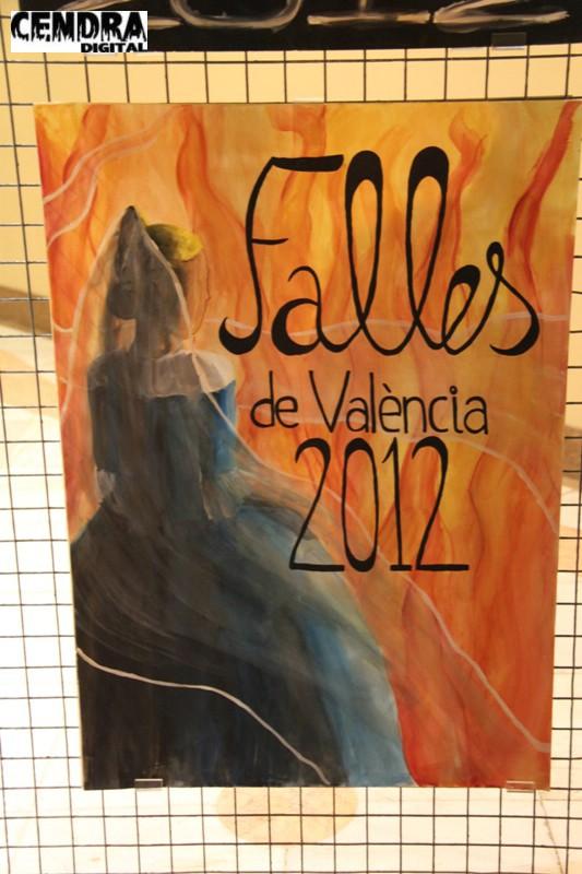 Cartel Fallas 2012 Valencia (34)
