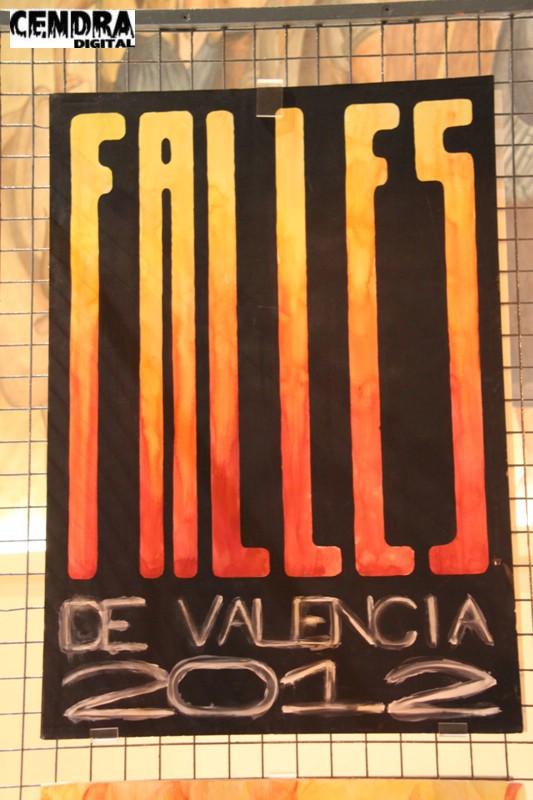 Cartel Fallas 2012 Valencia (35)