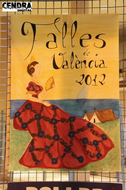 Cartel Fallas 2012 Valencia (37)