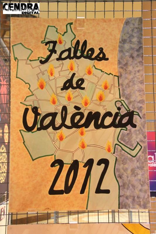 Cartel Fallas 2012 Valencia (38)