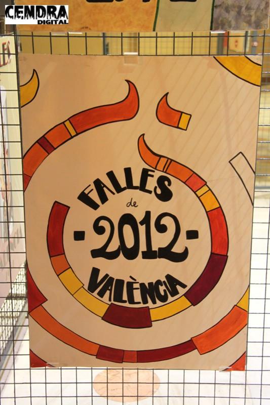 Cartel Fallas 2012 Valencia (39)
