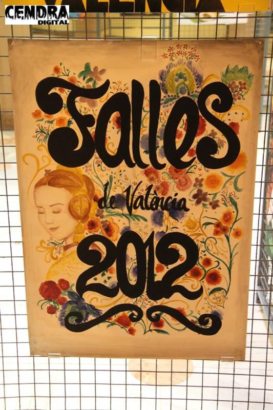Cartel Fallas 2012 Valencia (40)