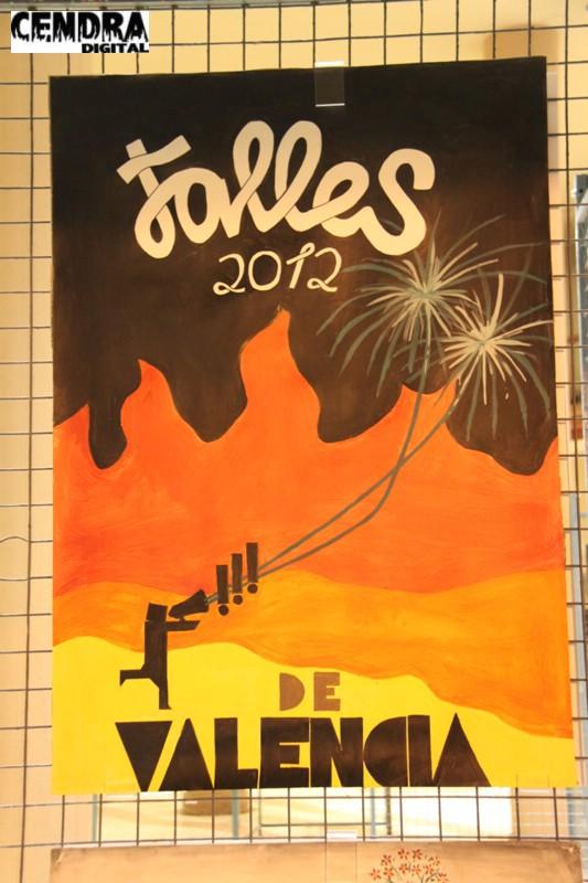 Cartel Fallas 2012 Valencia (41)