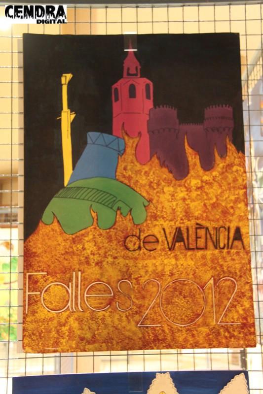 Cartel Fallas 2012 Valencia (45)