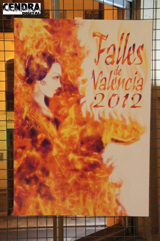 Cartel Fallas 2012 Valencia (46)