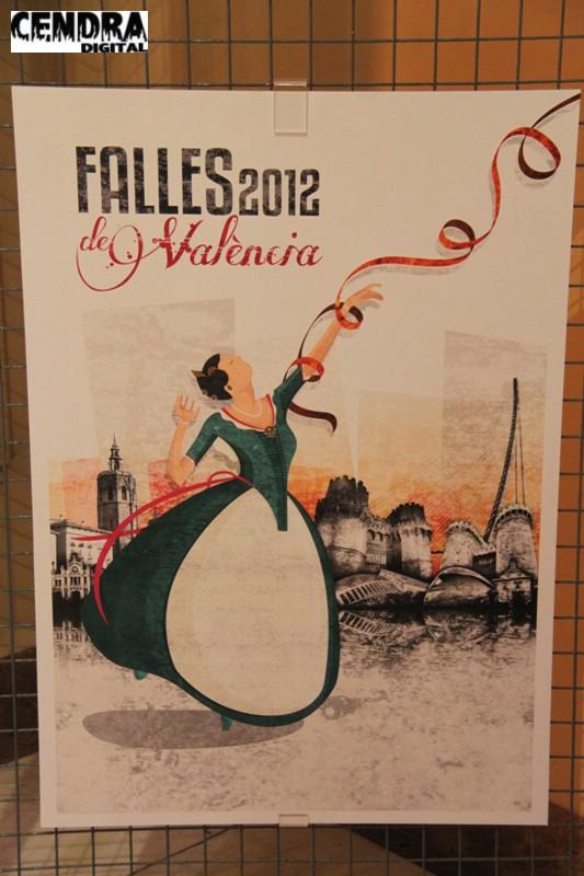 Cartel Fallas 2012 Valencia (48)