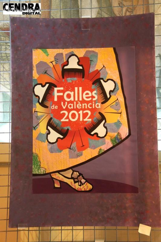 Cartel Fallas 2012 Valencia (49)