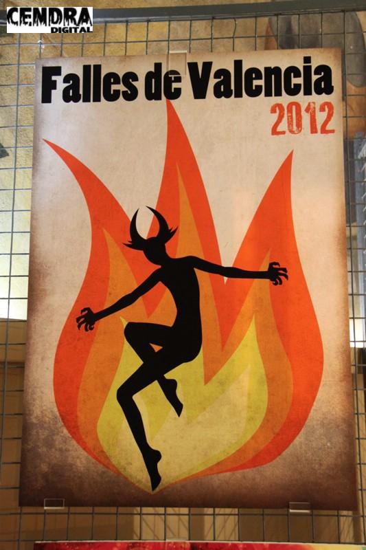 Cartel Fallas 2012 Valencia (52)