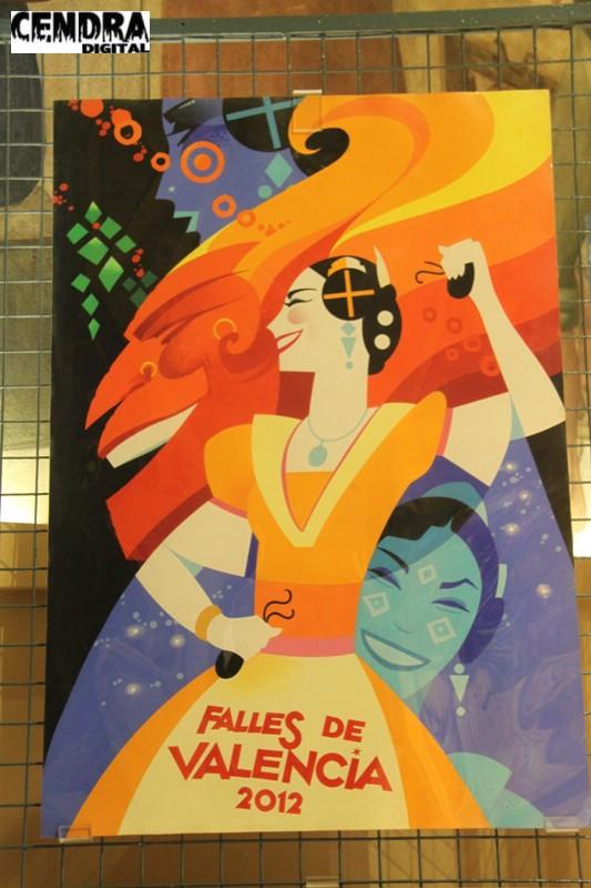 Cartel Fallas 2012 Valencia (57)