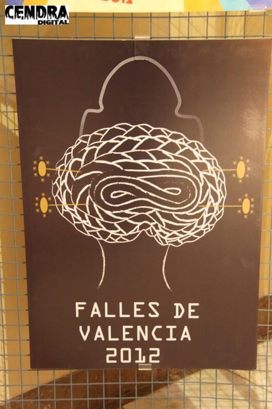 Cartel Fallas 2012 Valencia (58)