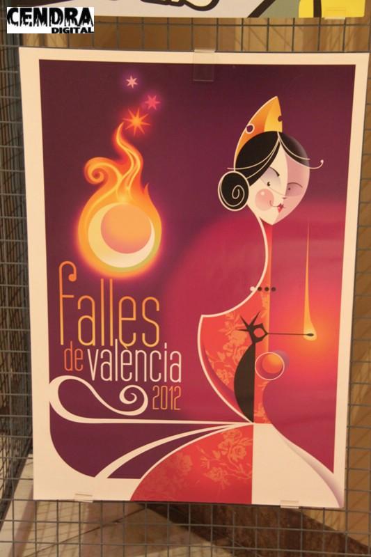 Cartel Fallas 2012 Valencia (60)