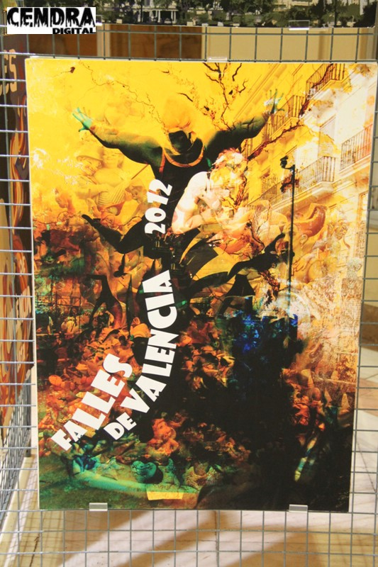 Cartel Fallas 2012 Valencia (63)