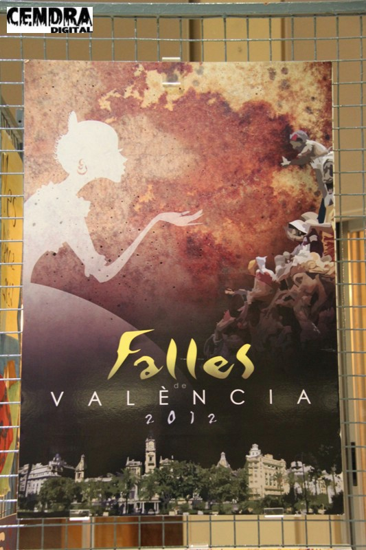 Cartel Fallas 2012 Valencia (64)