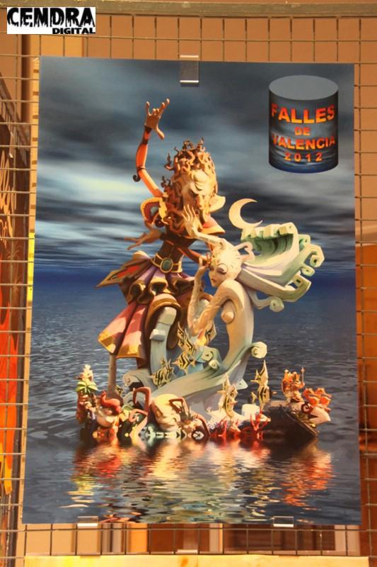Cartel Fallas 2012 Valencia (68)