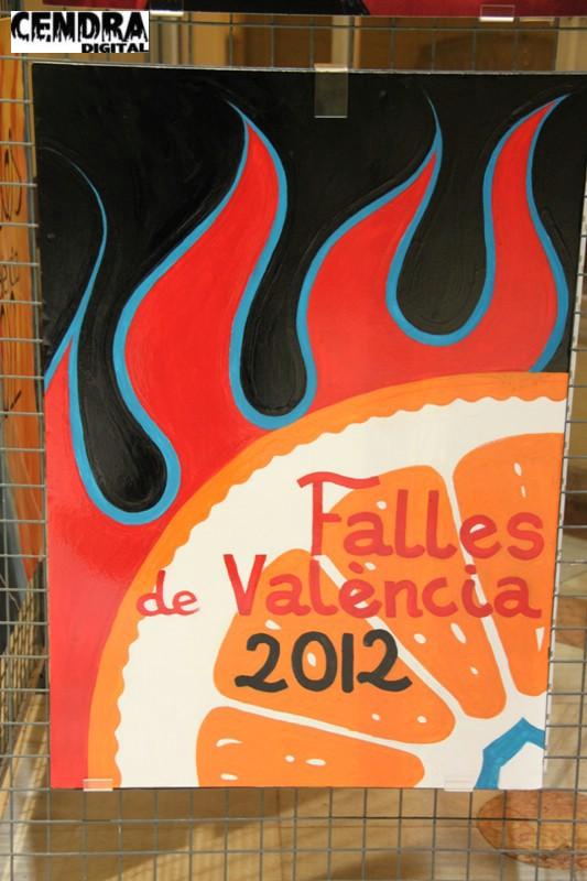 Cartel Fallas 2012 Valencia (7)