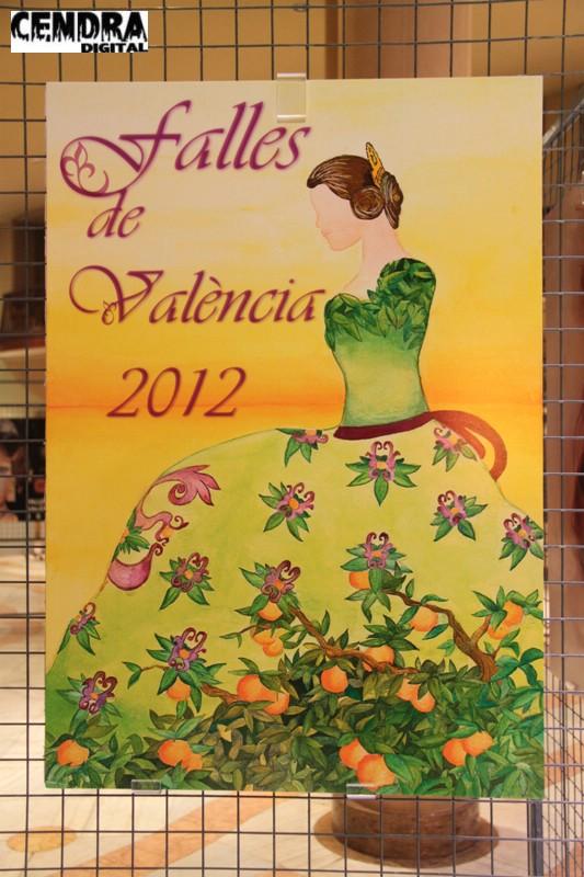 Cartel Fallas 2012 Valencia (74)