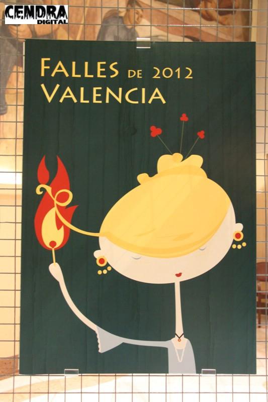 Cartel Fallas 2012 Valencia (82)