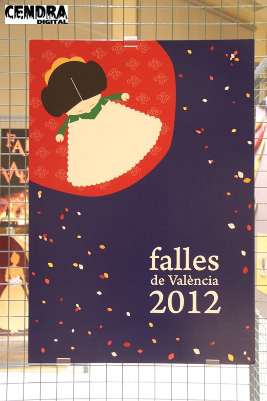 Cartel Fallas 2012 Valencia (83)