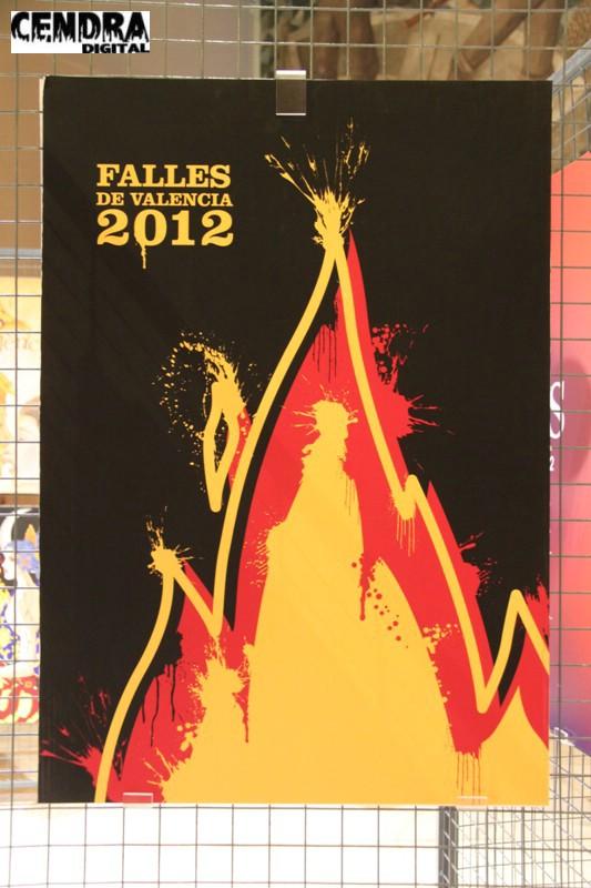 Cartel Fallas 2012 Valencia (89)