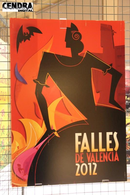 Cartel Fallas 2012 Valencia (90)