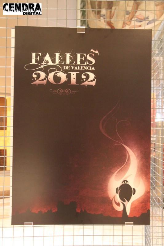 Cartel Fallas 2012 Valencia (91)