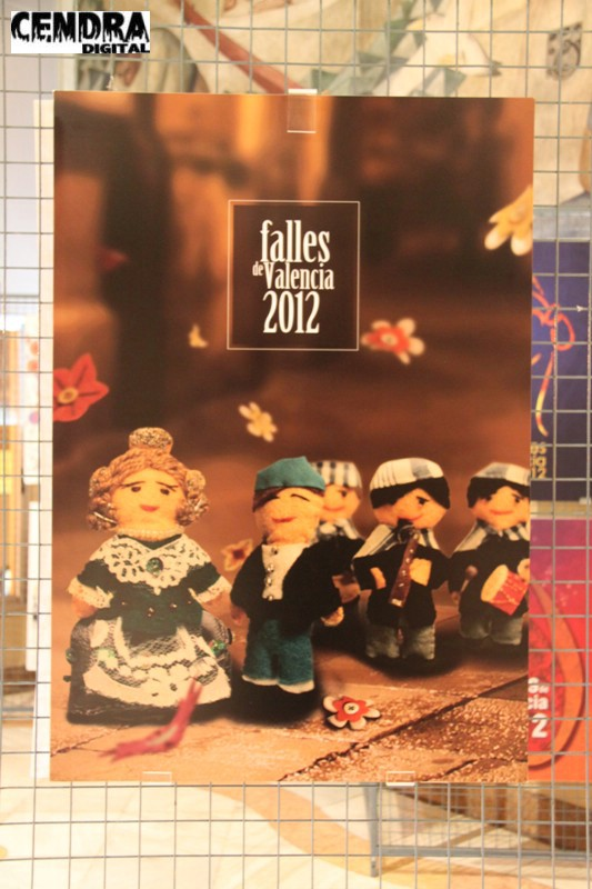 Cartel Fallas 2012 Valencia (92)