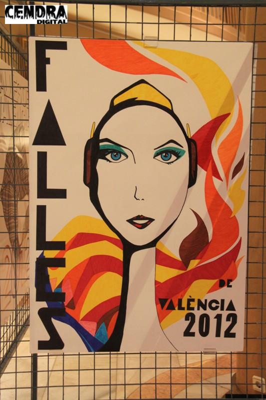 Cartel Fallas 2012 Valencia (94)